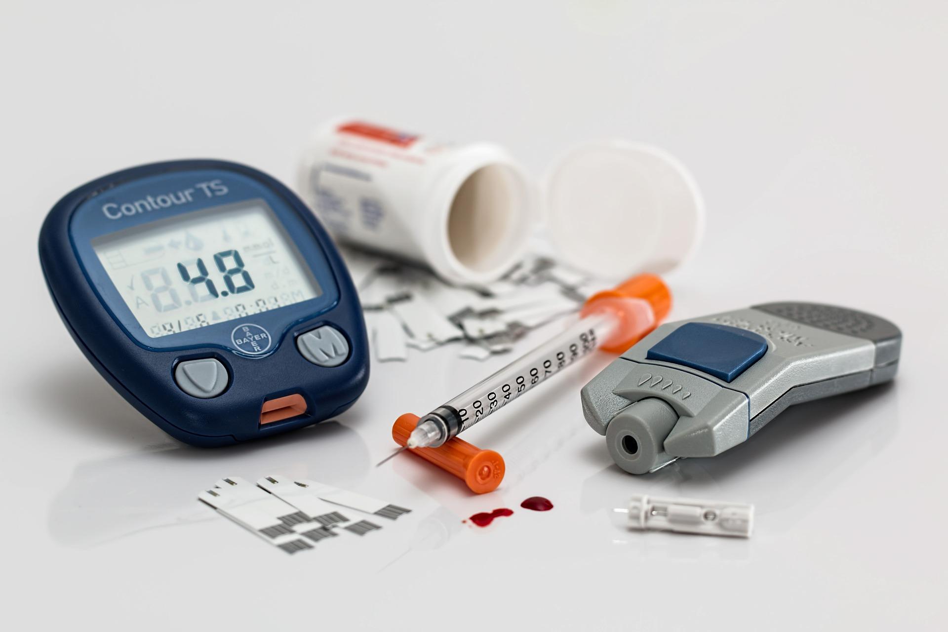 Type 2 diabetes vaak samen met hart- en vaatziekten