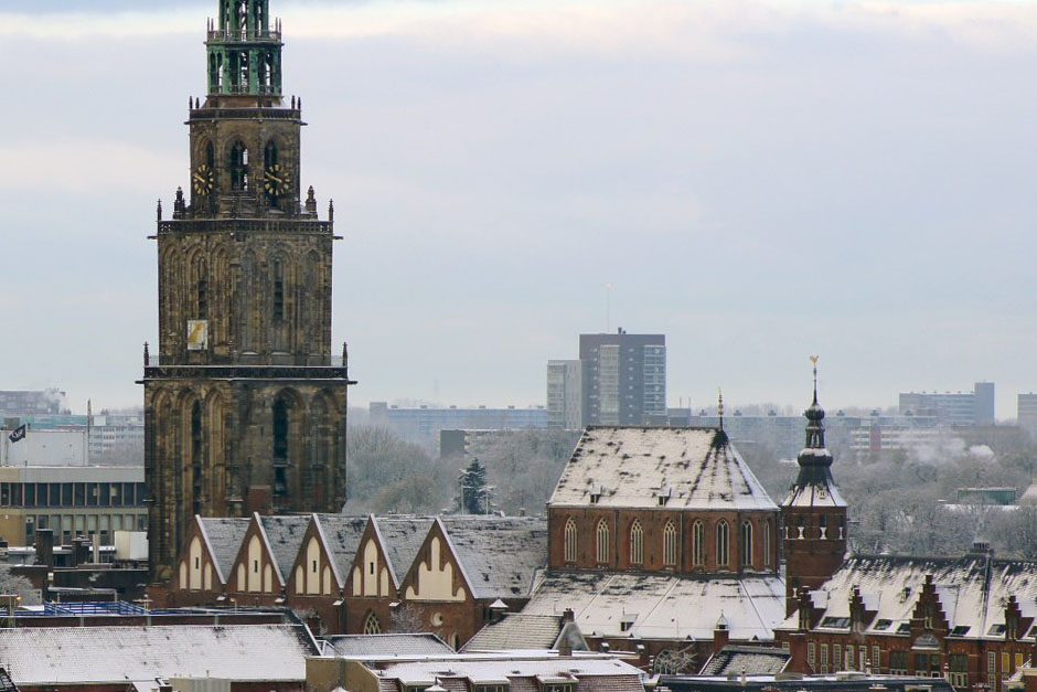 Stad Groningen trekt inwoners uit de regio