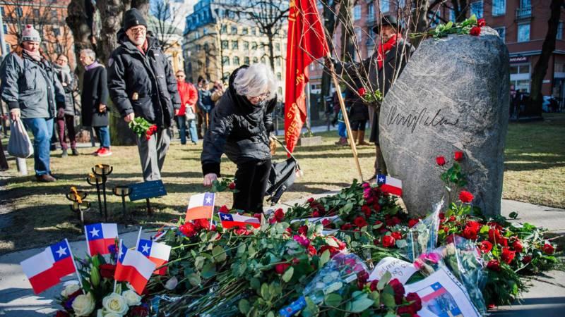 28 februari 1986: moord op Olof Palme