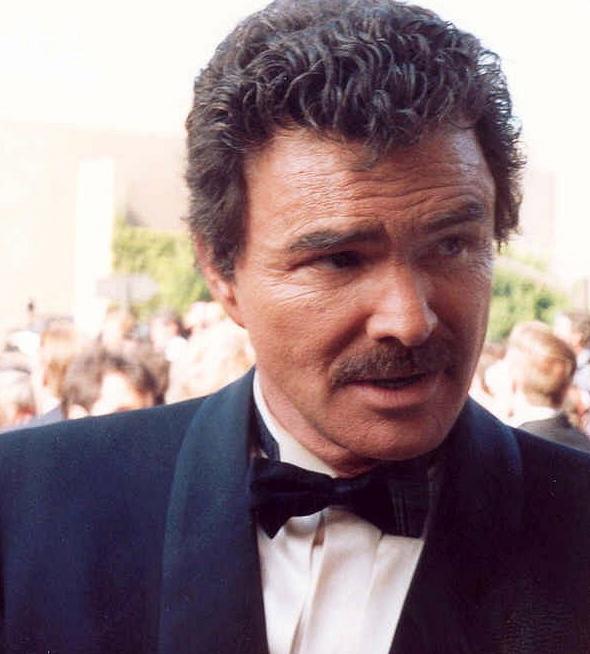 Burt Reynolds, de acteur met seventies-snor en ondeugende lach