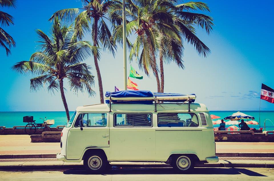 Met hip VW-camperbusje op vakantie? Boek vroeg!
