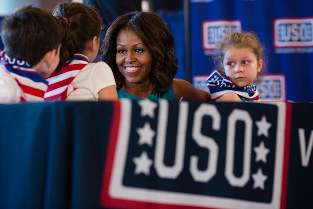Het openhartige verhaal van Michelle Obama