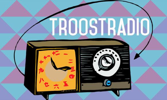 DJ Bert Kranenbarg start met Troostradio op Radio 5
