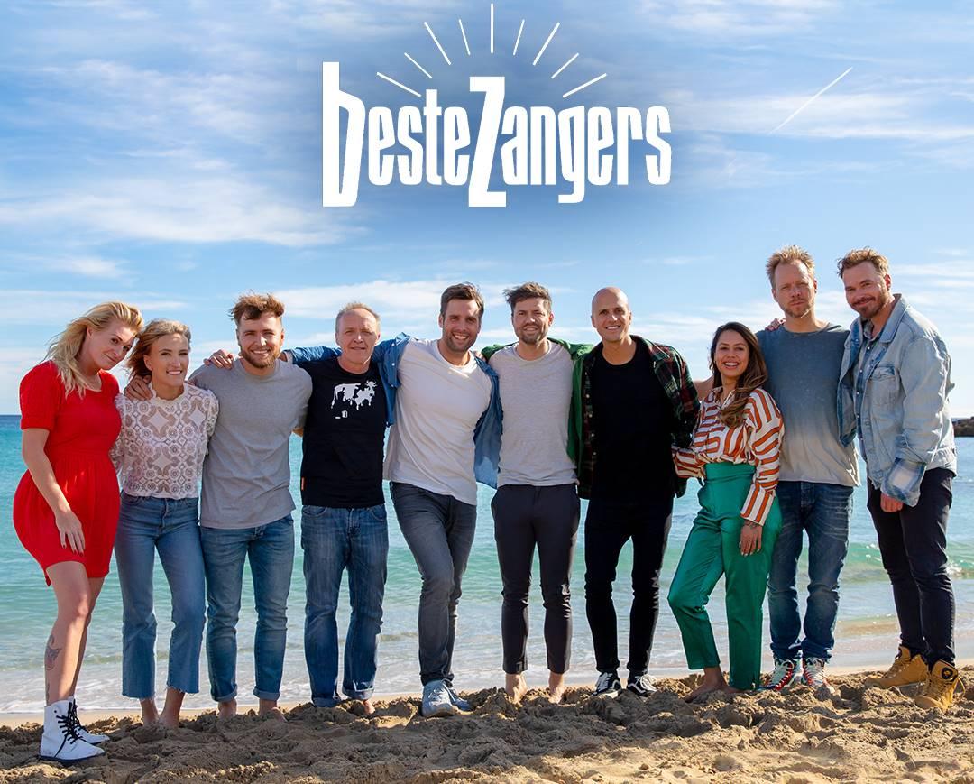 Artiesten nieuw seizoen Beste Zangers bekend